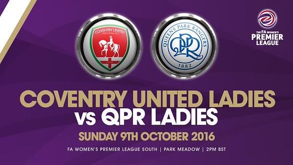 Coventry Utd Ladies