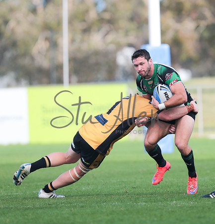 sunshine coast v Townsville blackhawks
