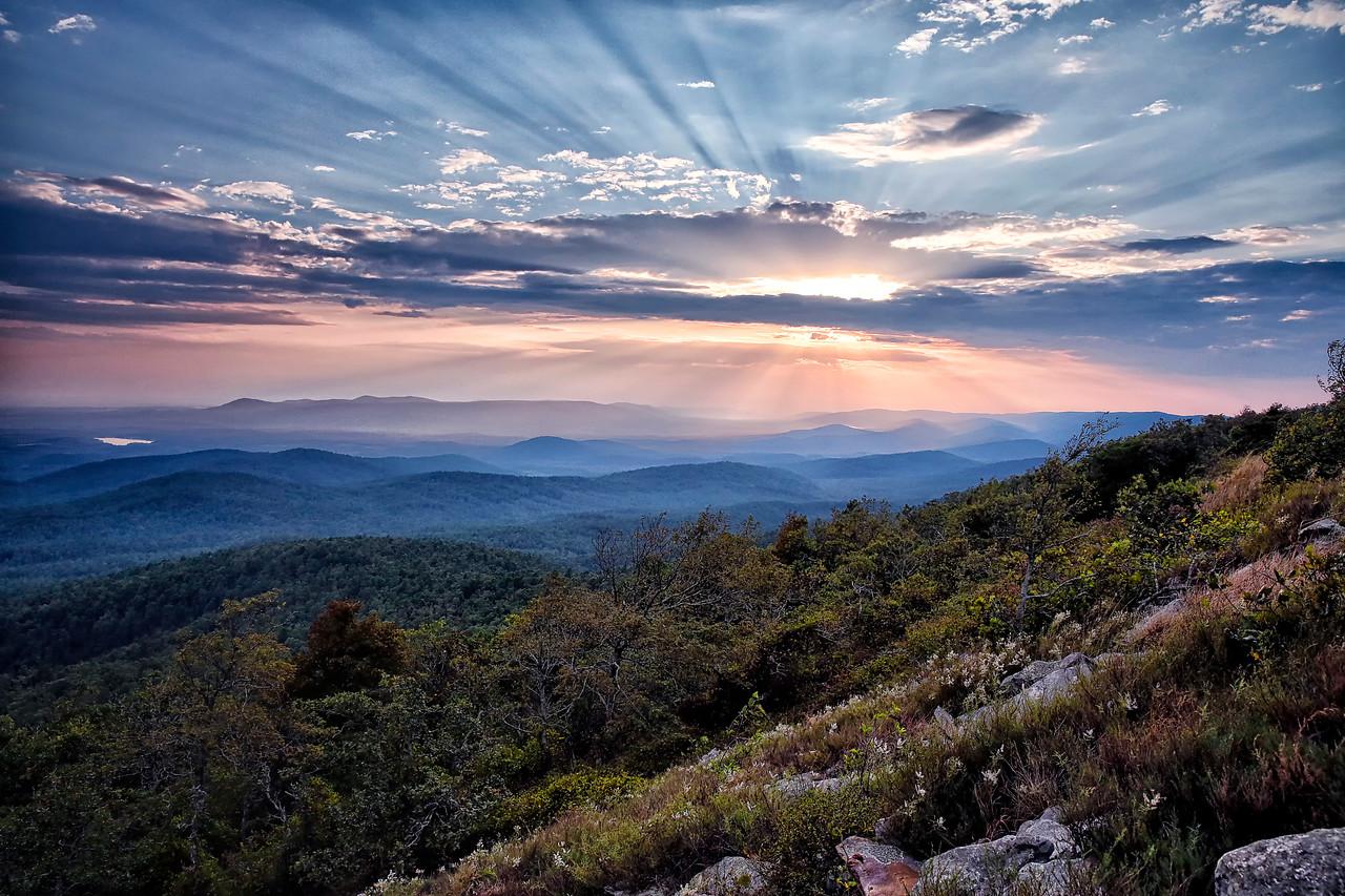 Soul Enlightenment - Queen Wilhelmina State Park -Arkansas 2015