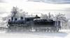 Dierks Steam Engine - Queen Wilhelmina State Park - Winter Dec 2016