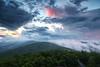 Cotton Candy Storm - Queen Wilhelmina State Park