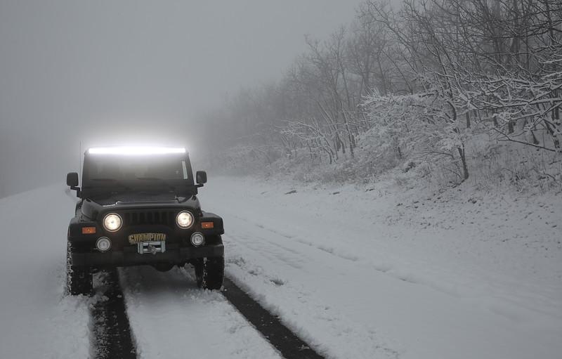 Queen Wilhelmina State Park - Winter Jan 2015