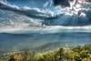Heavens Trumpets of Light - Queen Wilhelmina State Park