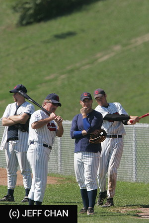 Baseball - Queen's at George Brown College 20050918