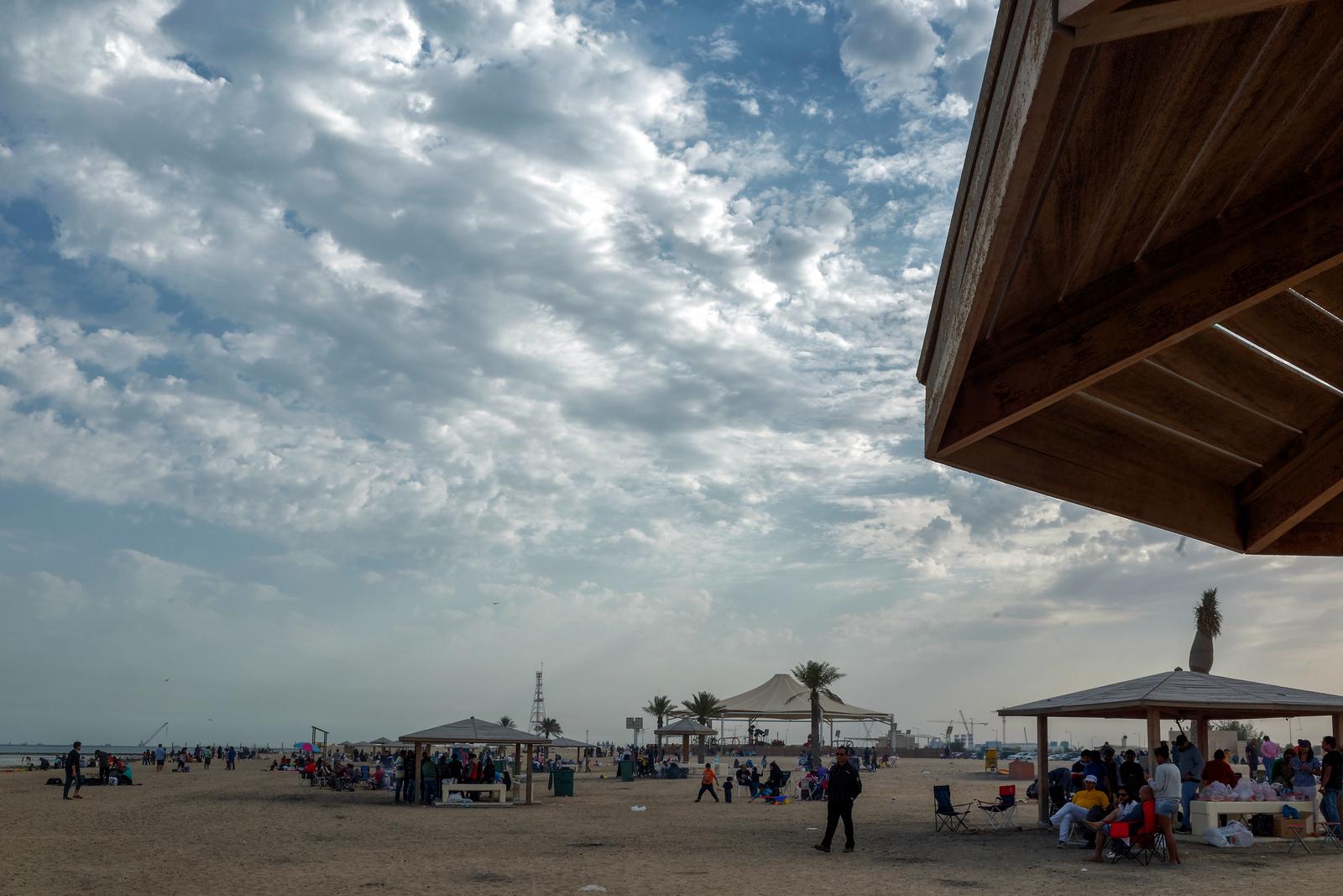 Wakrah Beach Qatar