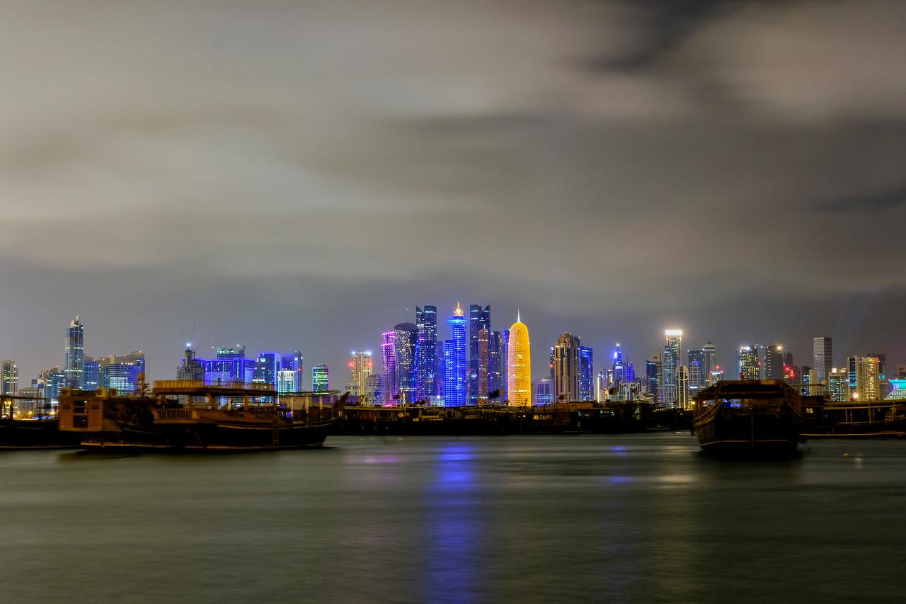 Doha Corniche 3 ...