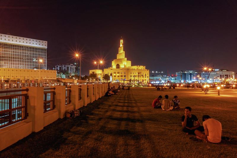 Doha Night ...