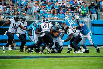 Jacksonville Jaguars v Carolina Panthers 10-6-19 by Jon Strayhorn Qcitymetro