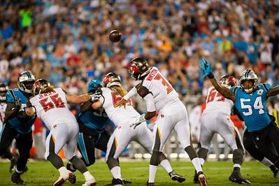 Tampa Bay Buccaneers v Carolina Panthers 9-12-19 by Jon Strayhorn