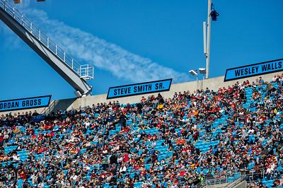 Washington Redskins v Charlotte Panthers @ BOFA Stadium 12-1-19 by Qcitymetro Jon Strayhorn