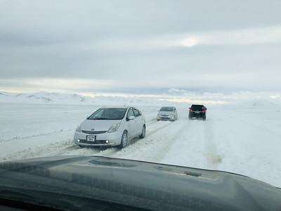 2021 тавдугаар сарын 22. Багануур-Улаанбаатар чиглэлийн авто зам. ГЭРЭЛ ЗУРГИЙГ Б.БЯМБА-ОЧИР/MPA
