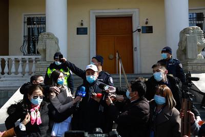 2021 оны гуравдугаар сарын 23. МЗХ-оос Монголбанкны зээлийн мэдээллийн сан дахь муу түүхтэй иргэдийн мэдээллийг 1 удаа арилгуулах саналынхаа хариуг шаардаж жагслаа. ГЭРЭЛ ЗУРГИЙГ Г.ӨНӨБОЛД/МРА