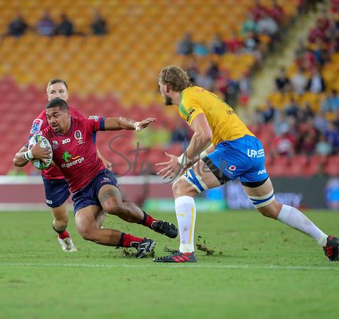 Caleb Timu side footing De jaguar
