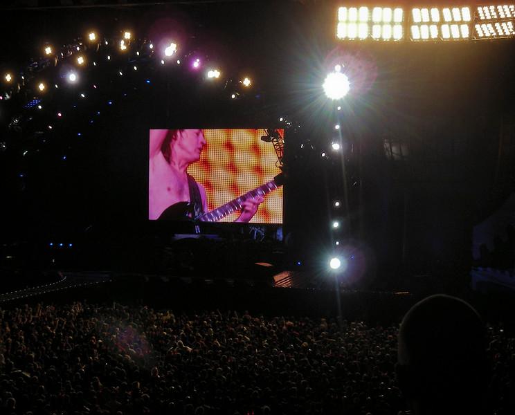 AC DC<br /> Angus Young<br /> <br /> August 26,2009<br /> Commonwealth Stadium<br /> Edmonton, Alberta