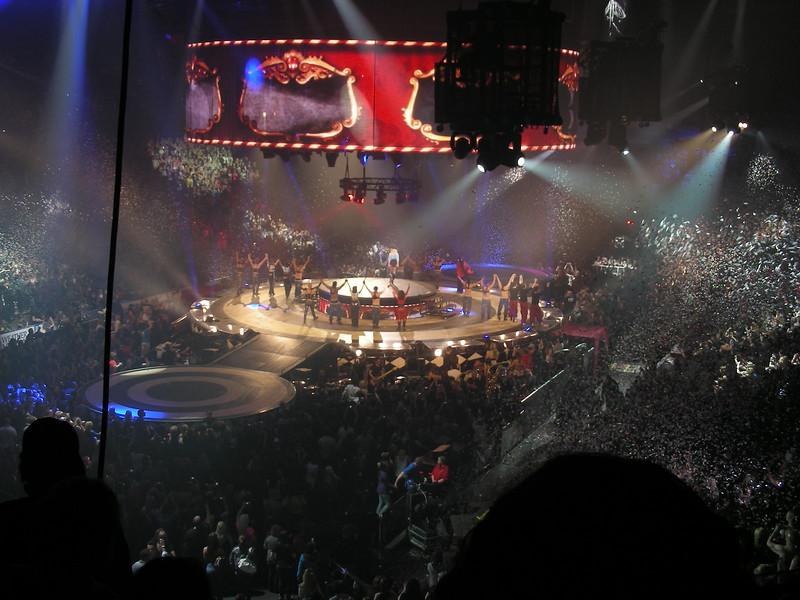 Britney Spears<br /> Circus Tour<br /> <br /> April 6, 2009<br /> Rexall Place<br /> Edmonton, Alberta