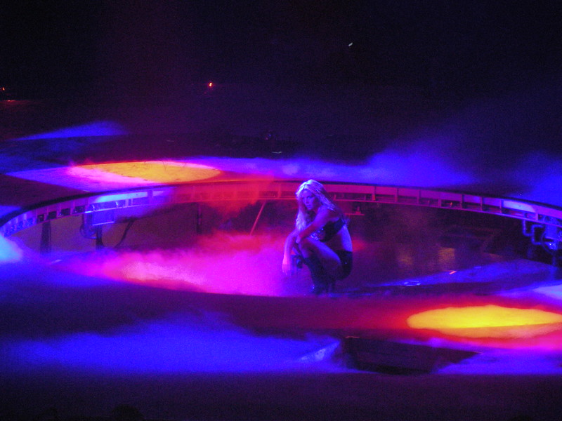 Britney Spears<br /> Circus Tour<br /> <br /> April 6, 2009<br /> Rexall Place<br /> Edmonton, Alberta
