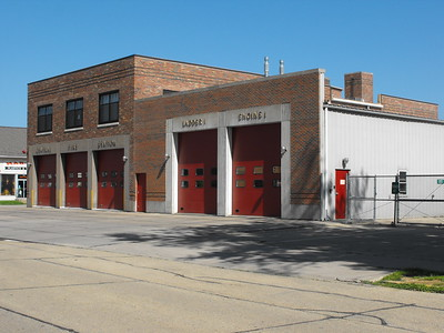 Clinton Fire Station 1