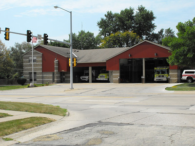 Bettendorf  Fire Station 2