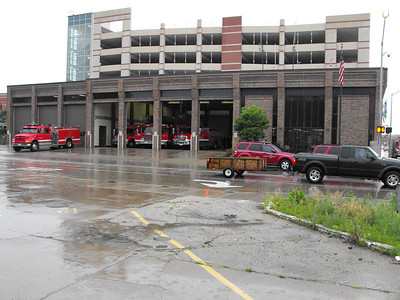 Dubuque Fire Station  1