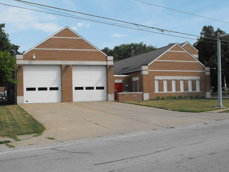 Iowa Firehouses
