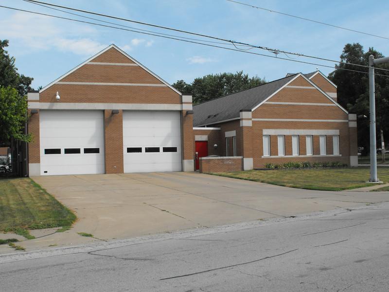Iowa Firehouses