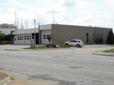 Bettendorf Fire Station 1