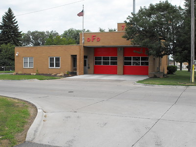 Davenport Fire Station 7
