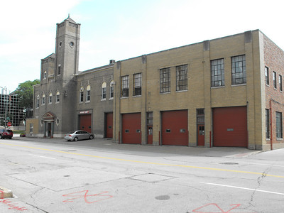 Davenport Fire Station 1