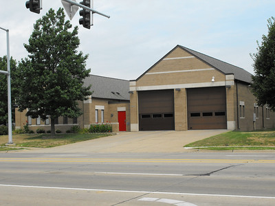 Davenport Fire Station 8