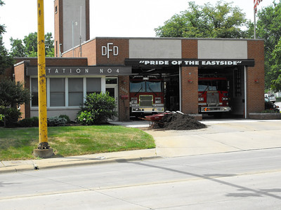 Davenport Fire Station 4