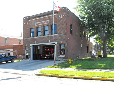 Clinton Fire Station  3