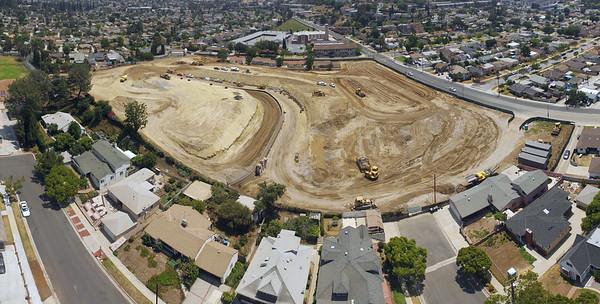 Fremont/Carlos Building Site