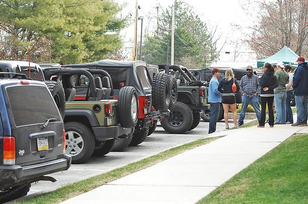 Jeeps & Java - 4-13-14