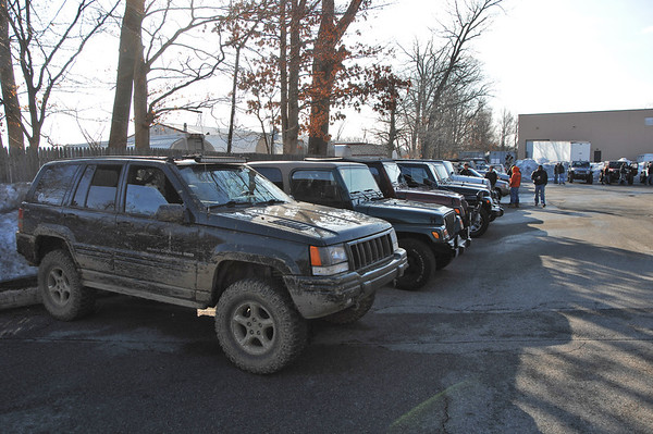 Jeeps and Java - 3-9-14