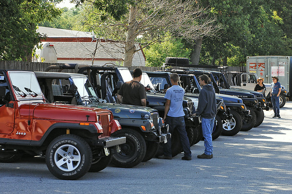 Jeeps and Java -8-10-14