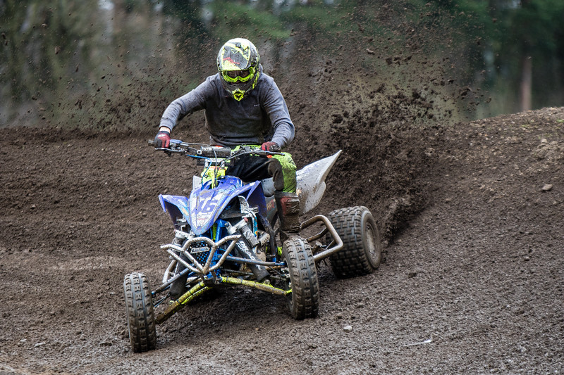 Quads at Fife MotoParc