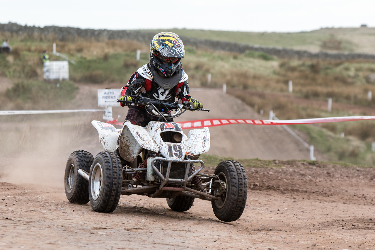 Cameron Penrose @ Dean Moor