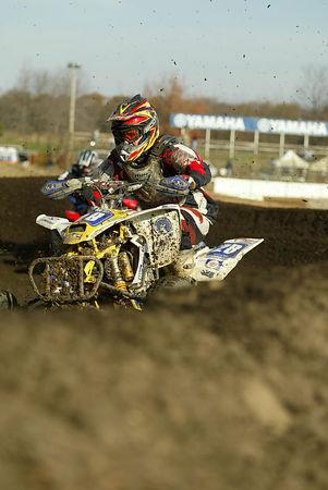 ATV Fall Classic held at Raceway Park 11/13/05