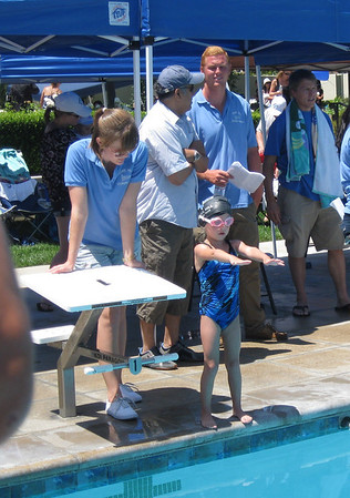 Brookes 1st Swim Meet 6-26-11