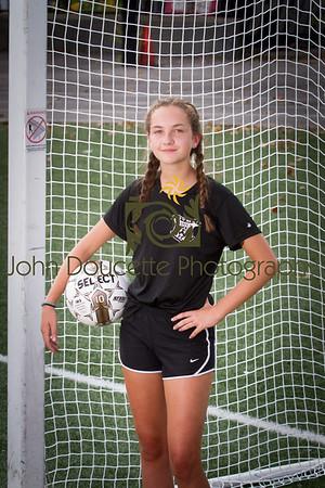 QVMS Girls Soccer