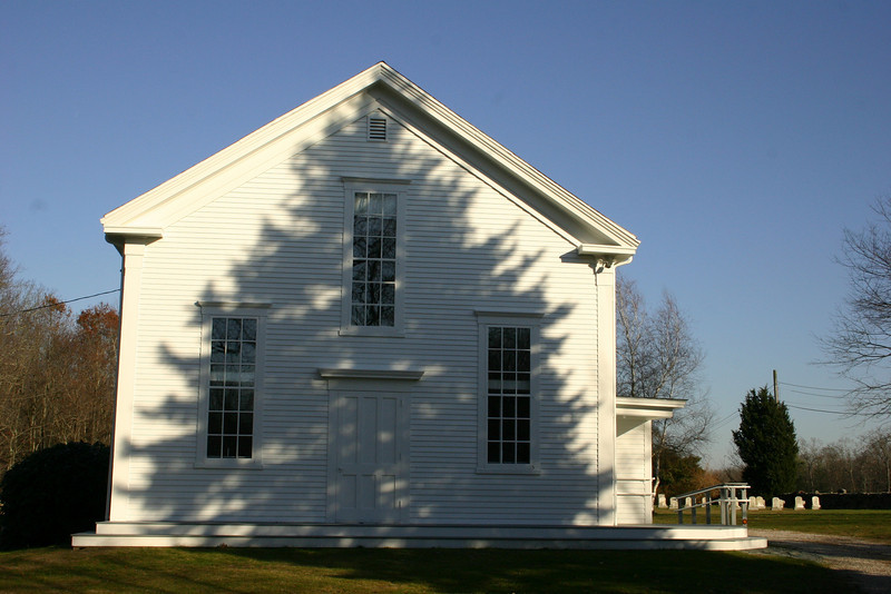 Meetinghouse Shade