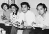 Dolly Poon , Ruby Lowe, Kim Quan and David Wong