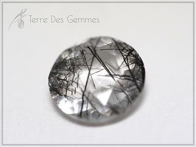 Quartz Tourmaline - Terre Des Gemmes