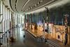 Interior hallway of the Museum of Civilization in Hull, Quebec, Canada.