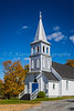 The Grace Anglican Church at Arundel, Quebec, Canada.