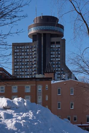 Quebec City, February 2015
