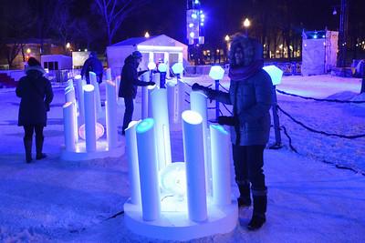 Quebec City Winter Carnival 2018