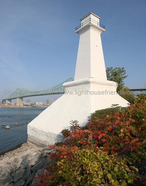 Île Sainte-Hélène Lighthouse