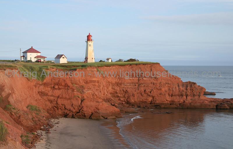 Île du Havre-Aubert Lighthouse
