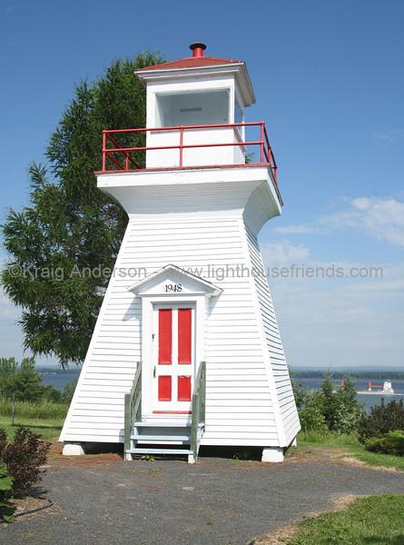 Deschaillons Lighthouse